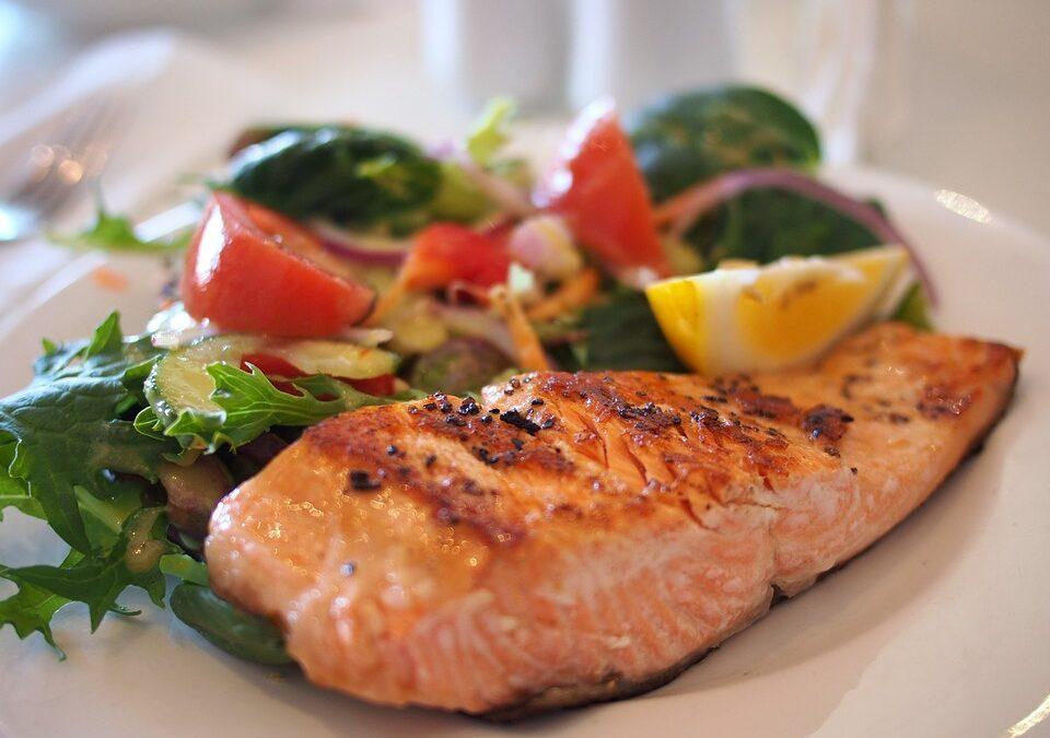 Худеем правильно: каким должен быть сбалансированный ужин