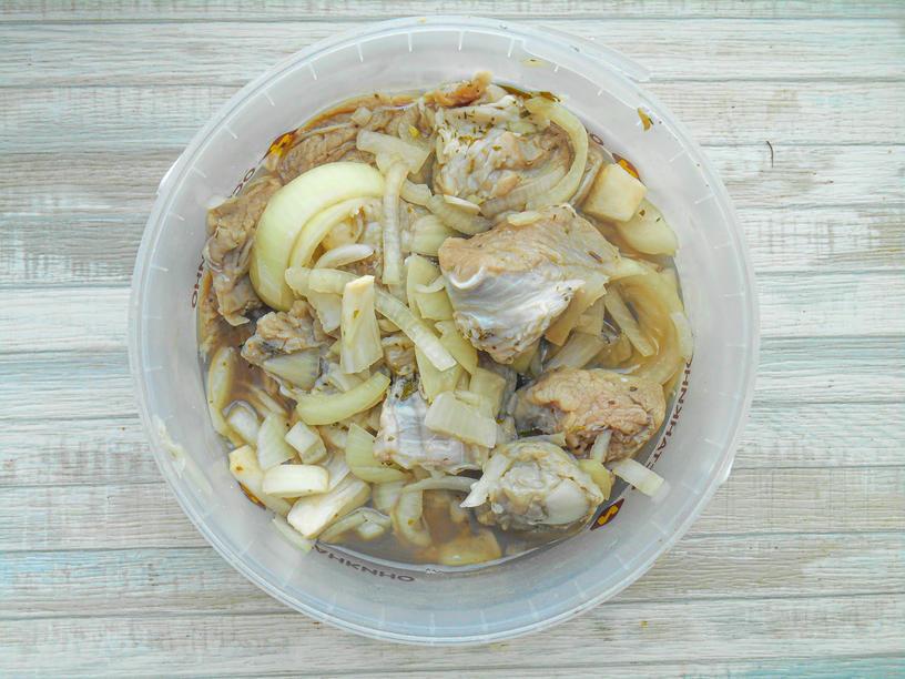 Шашлык из свиной вырезки пошаговый рецепт с фото и секрет идеального маринада