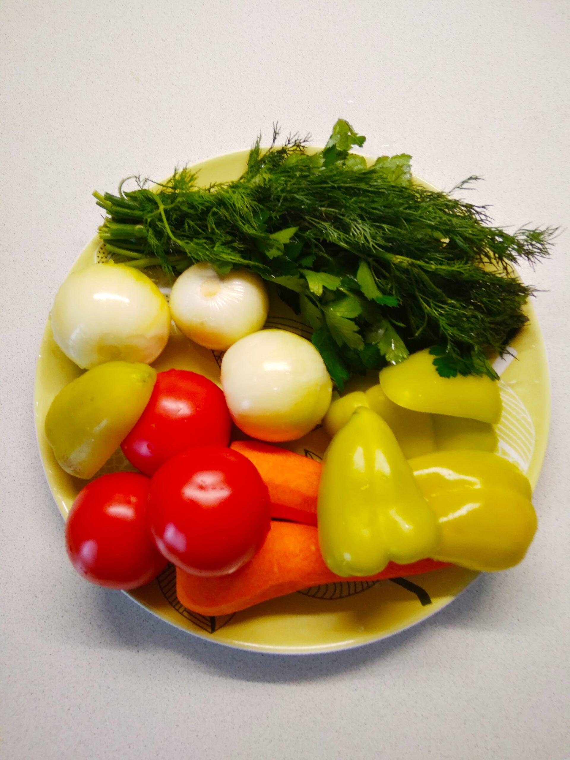 Рецепт вкусной, а главное полезной суповой заправки