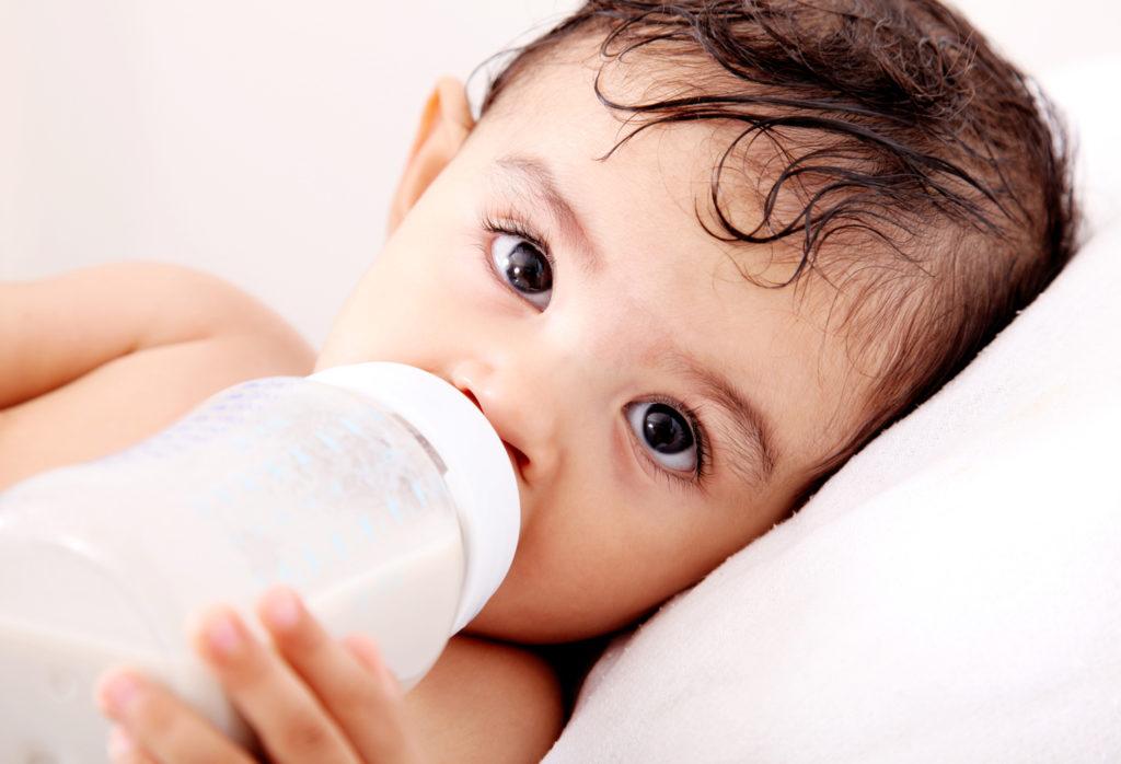 Главные правила выбора молочной смеси для детей.