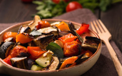 Обжаренные овощи – вкусно и полезно