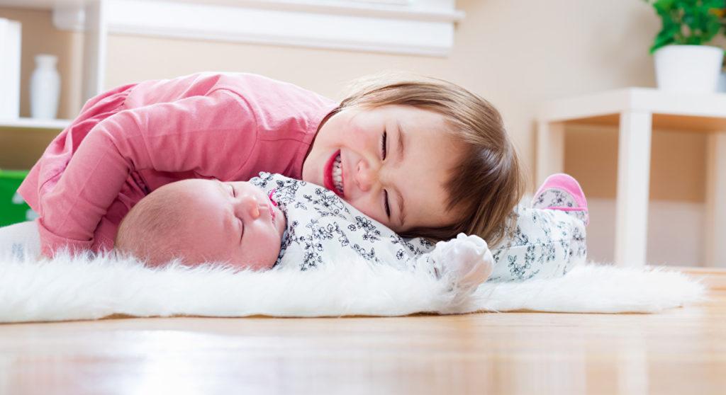 10 причин родить второго ребенка