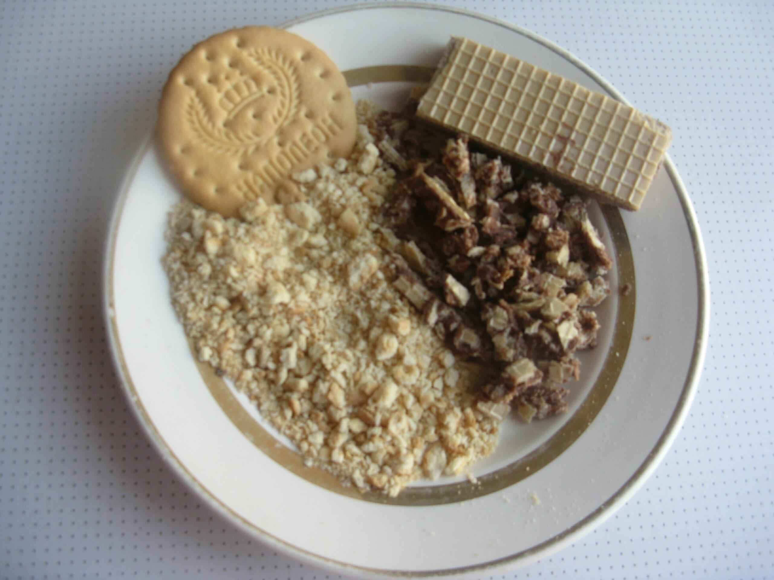 Рецепт приготовления творожного десерта на завтрак