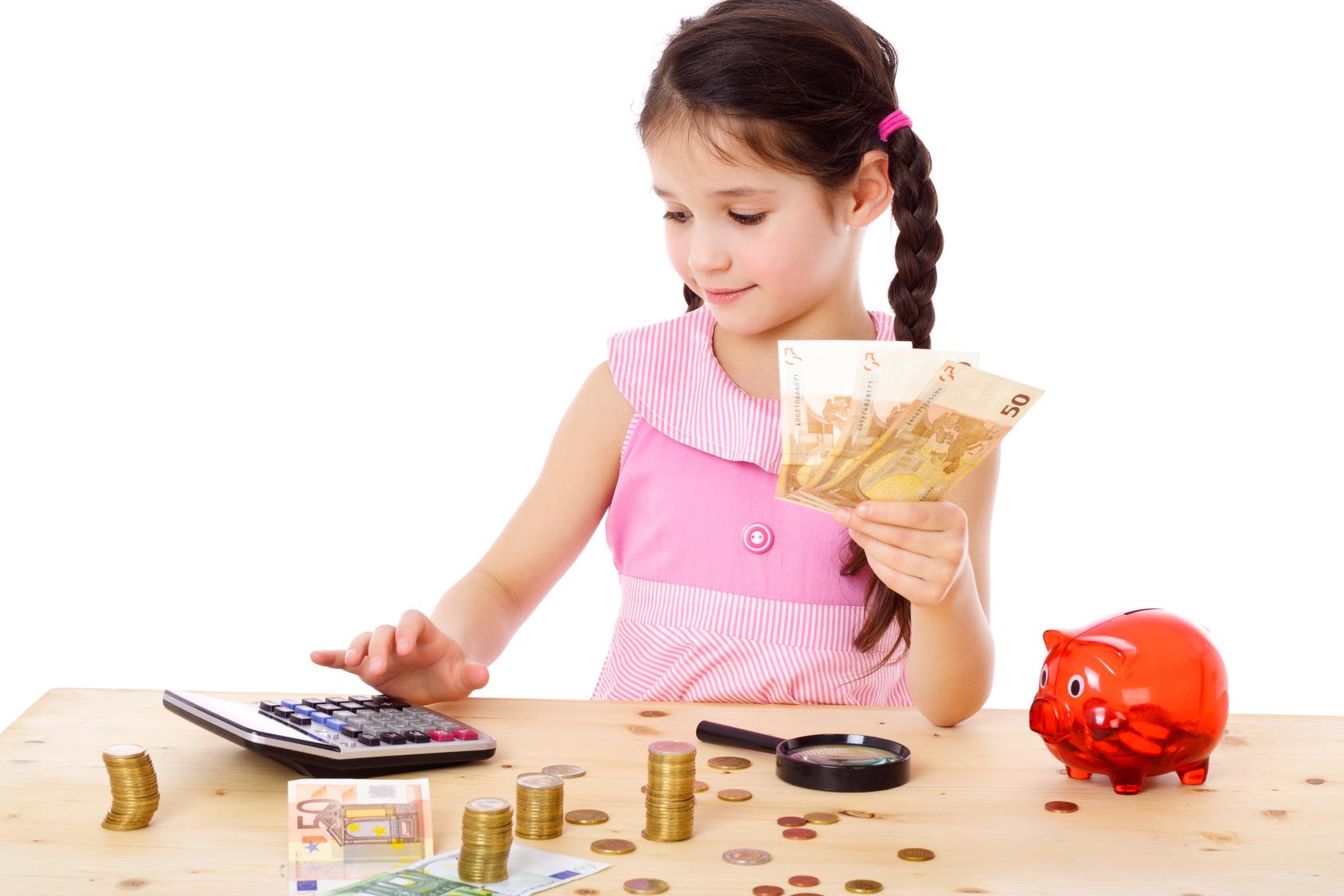 4 вещи, которые родители должны рассказать своим детям о финансах