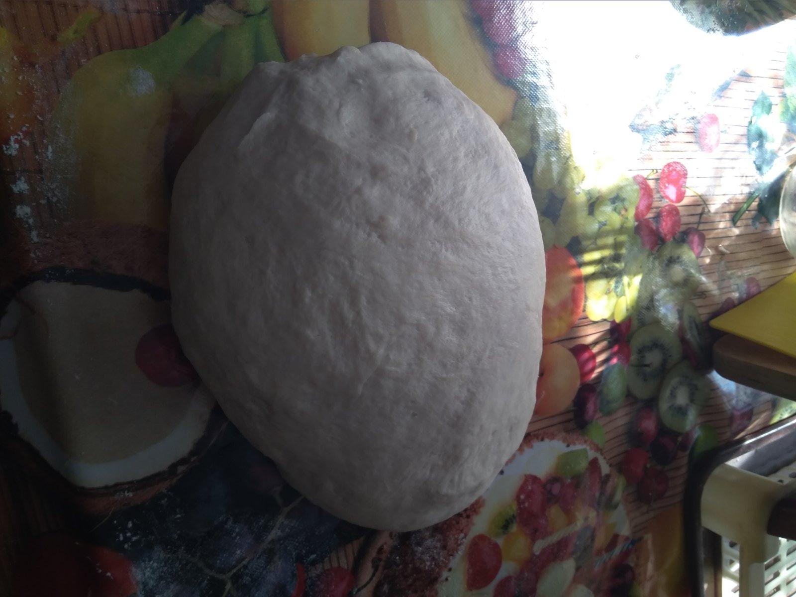 Пирожки с капустой в духовке (постный рецепт)