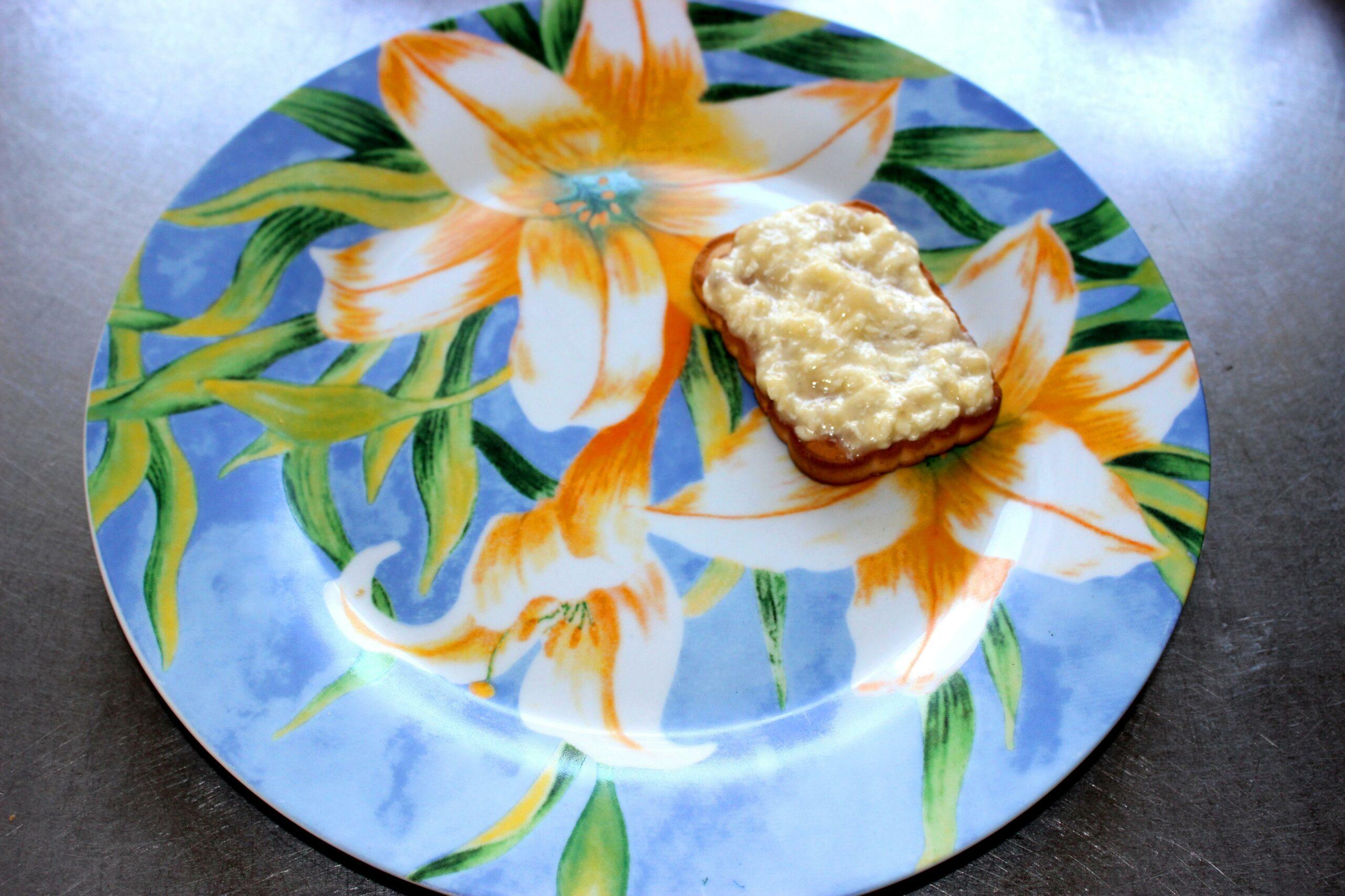 Легкие пирожные без выпечки