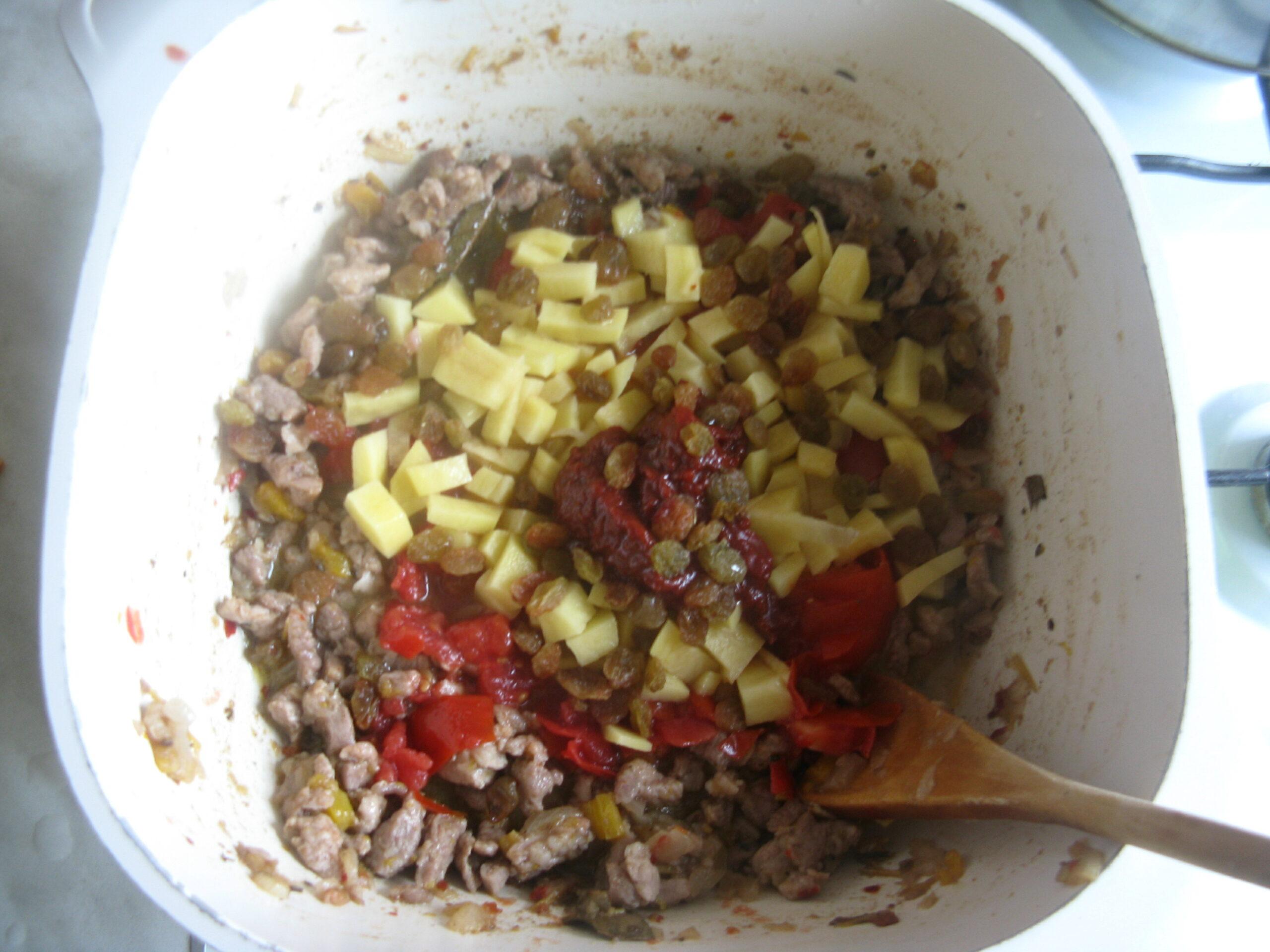 Рецепт приготовления кубинского блюда - пикадильо