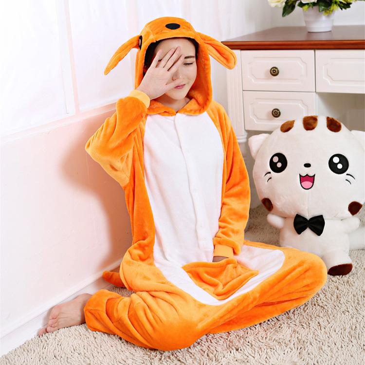 Японские пижамы кигуруми для полной фигуры