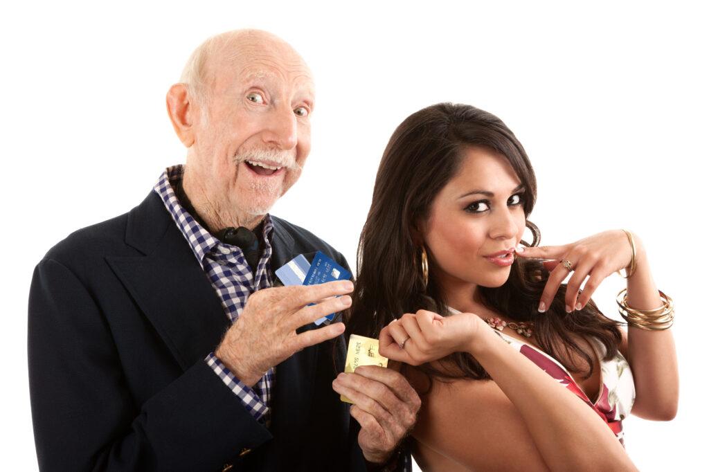 Почему женщины в восторге от богатых мужчин?