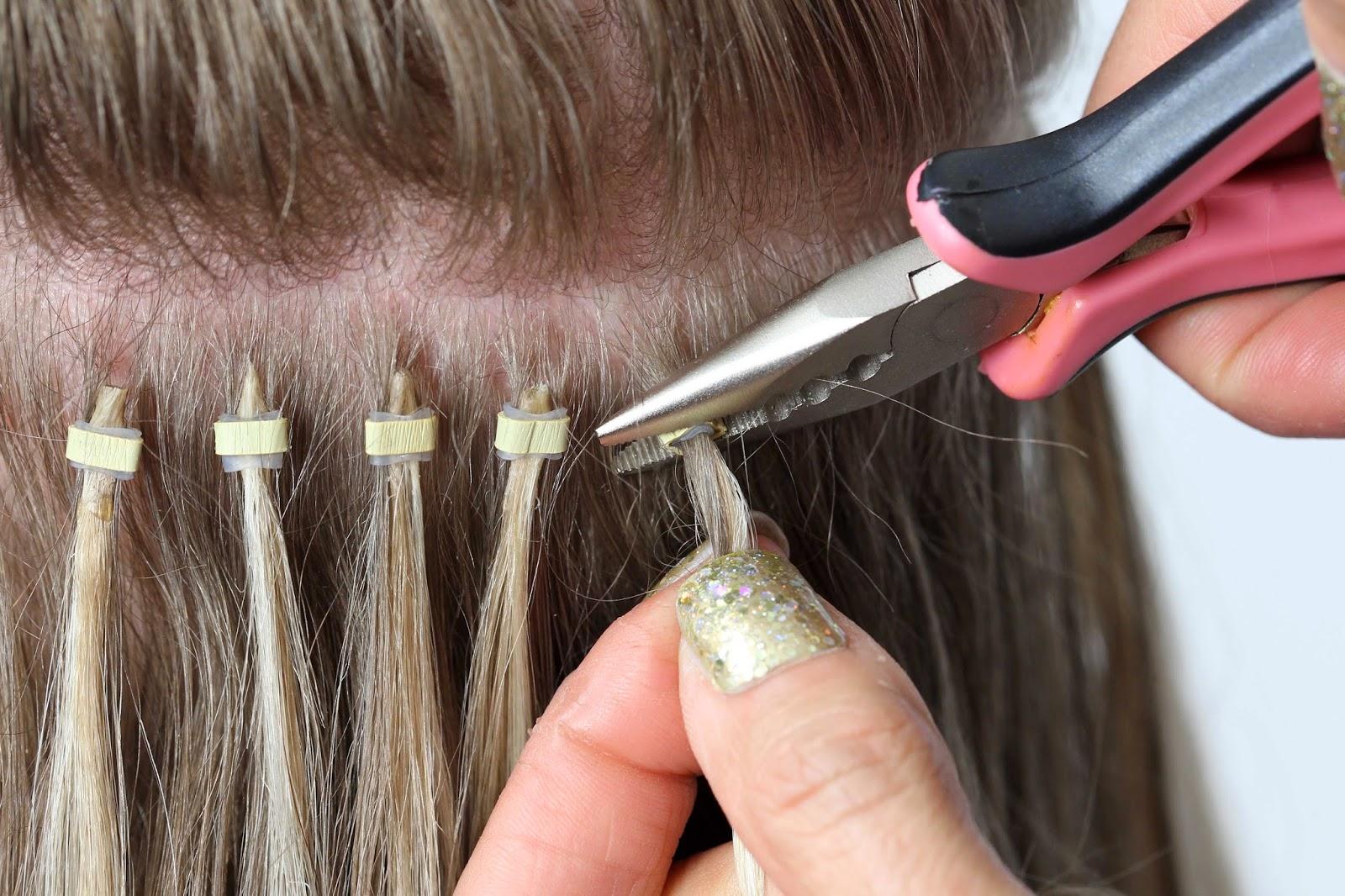 Наращивание волос без переплат. Как обманывают при наращивании волос на капсулах?