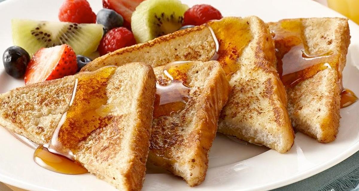 Что готовить школьнику на завтрак
