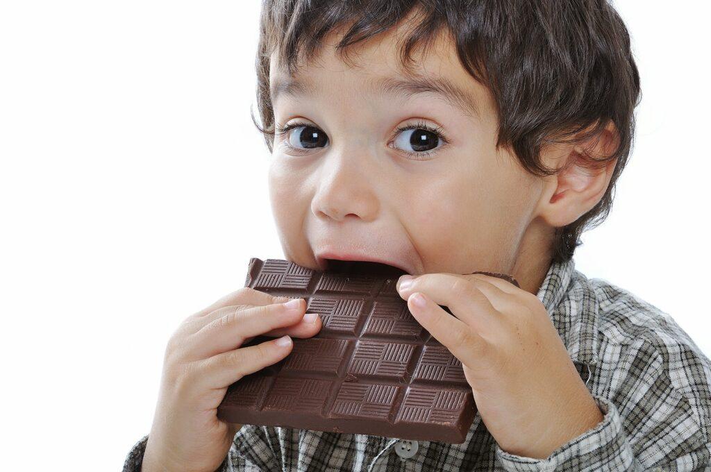 Сколько сладкого можно съесть ребёнку?