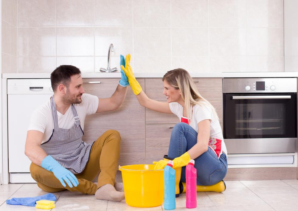 Как привлечь мужа помогать по хозяйству