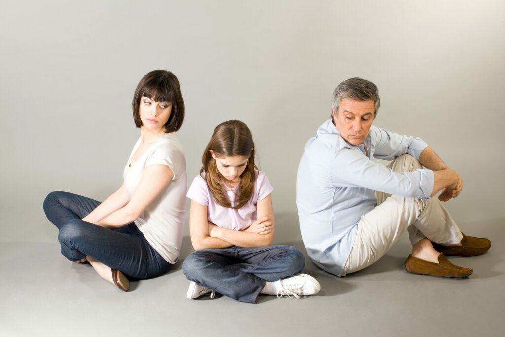 Стоит ли сохранять семью ради ребенка