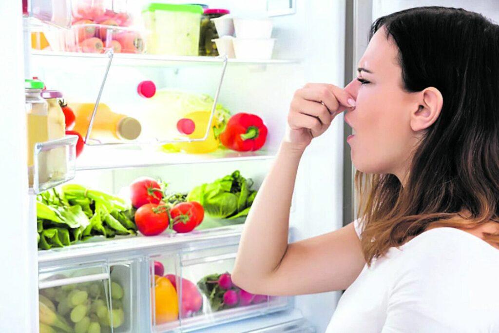 Как убрать запах в холодильники