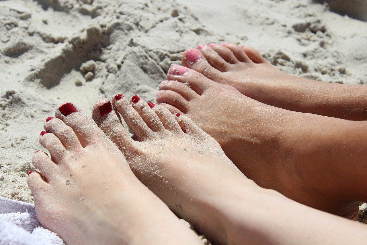 Красивые ногти с помощью народных средств
