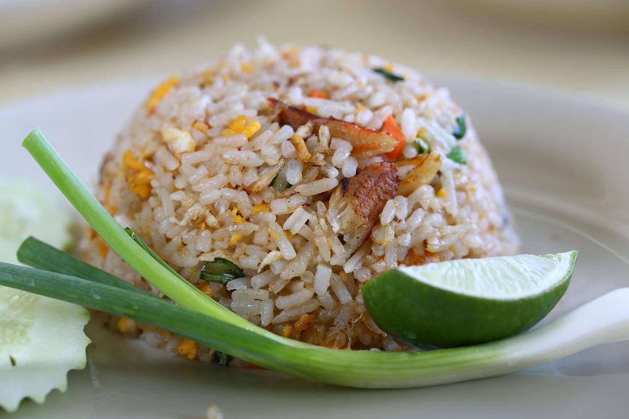 Едим рис и худеем за три дня!