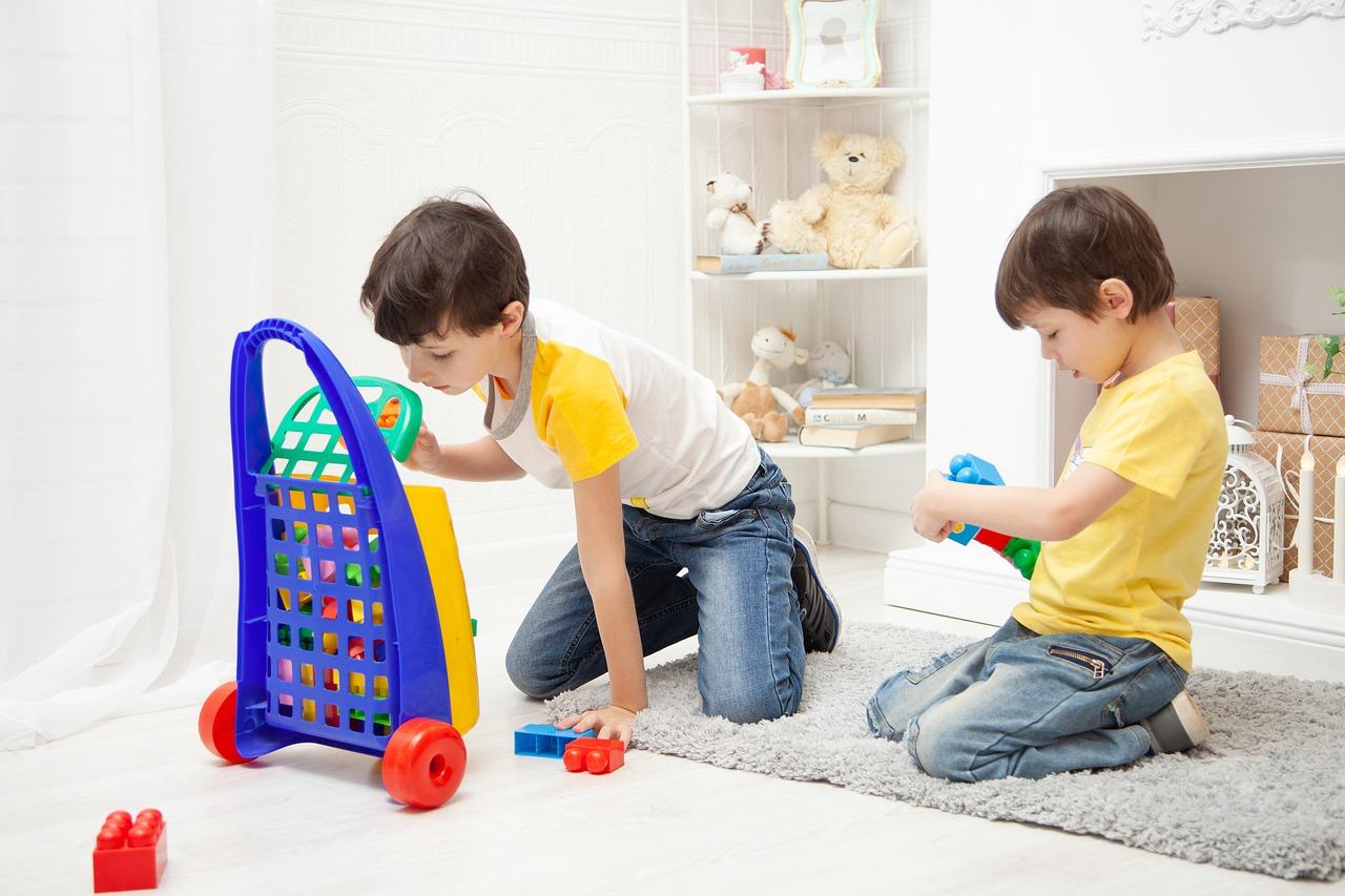 Как двум детям жить в одной комнате?