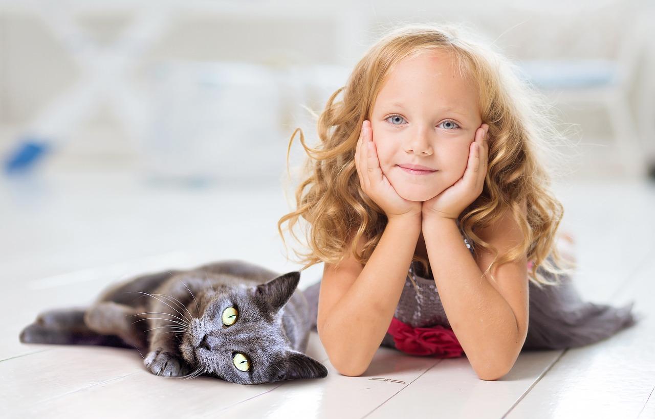 Выбираем домашнего питомца для ребенка