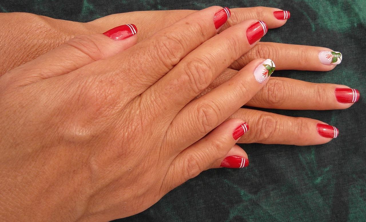 Домашние средства от желтых ногтей