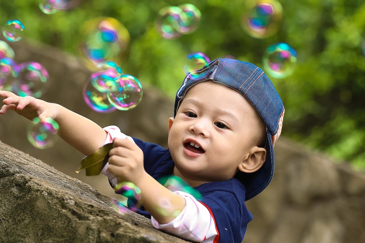 Приоритеты в развитии ребёнка от трёх до шести лет