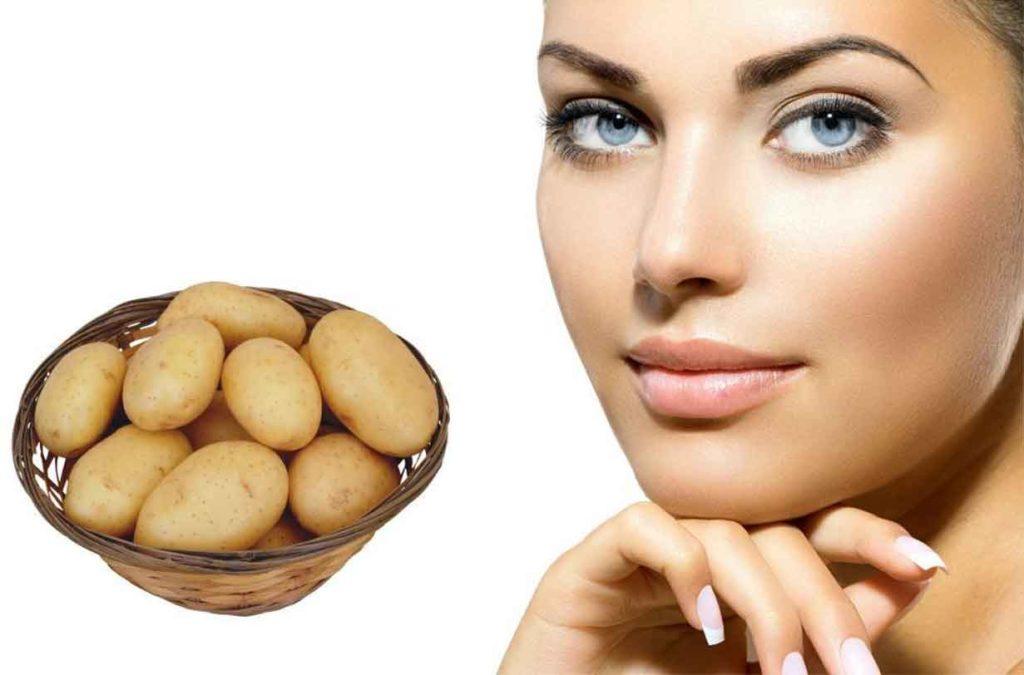 Картофельная маска. Натереть на тёрке сырой картофель, добавить яичный белок. Нанести маску на 20 мин. Она ускоряет созревание угрей и помогает избавиться от чёрных точек.