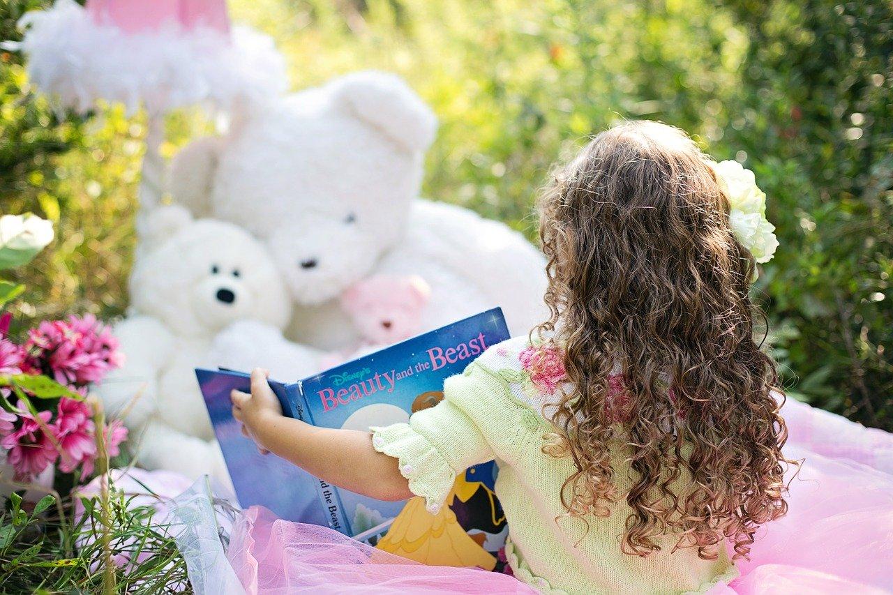 Как привить у ребенка интерес к чтению с первых лет жизни?