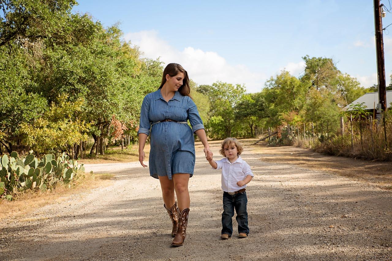 Как вернуть плоский живот после родов?