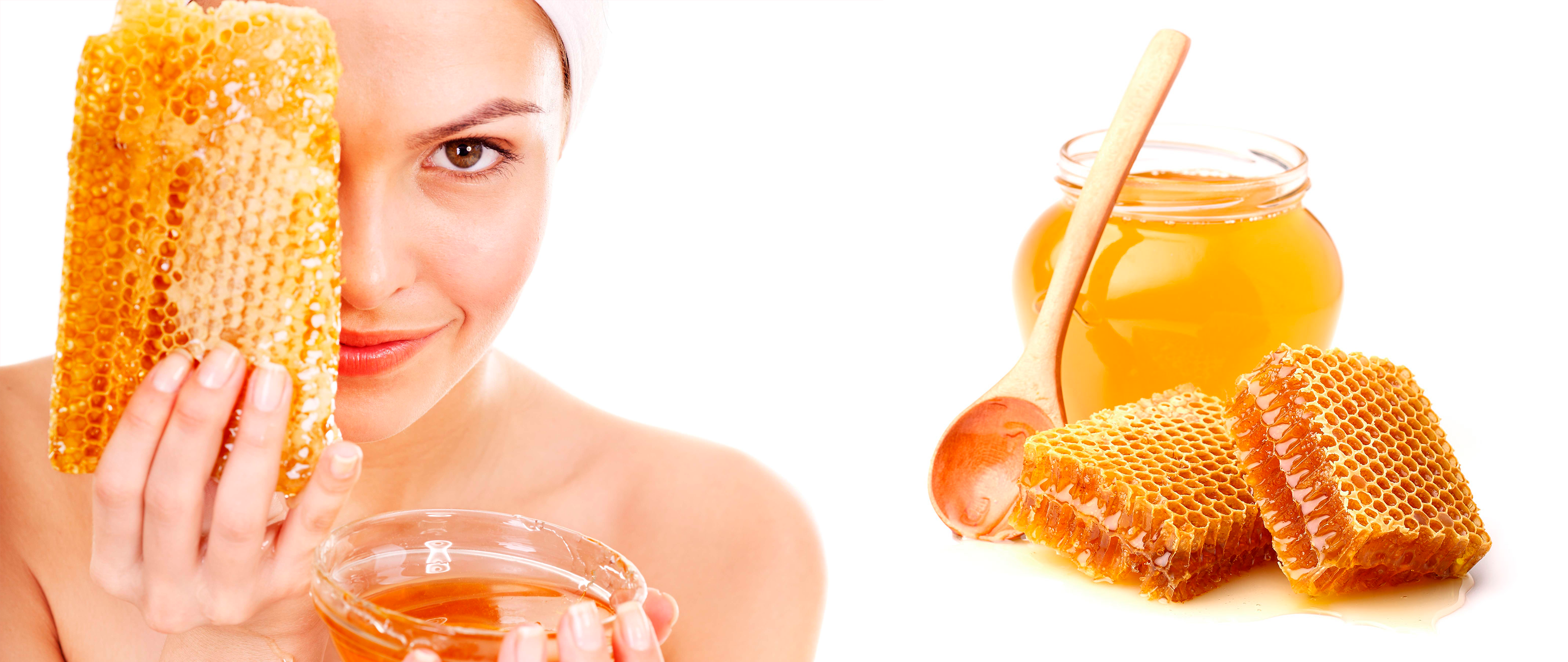 Как можно использовать мед в качестве косметического средства?