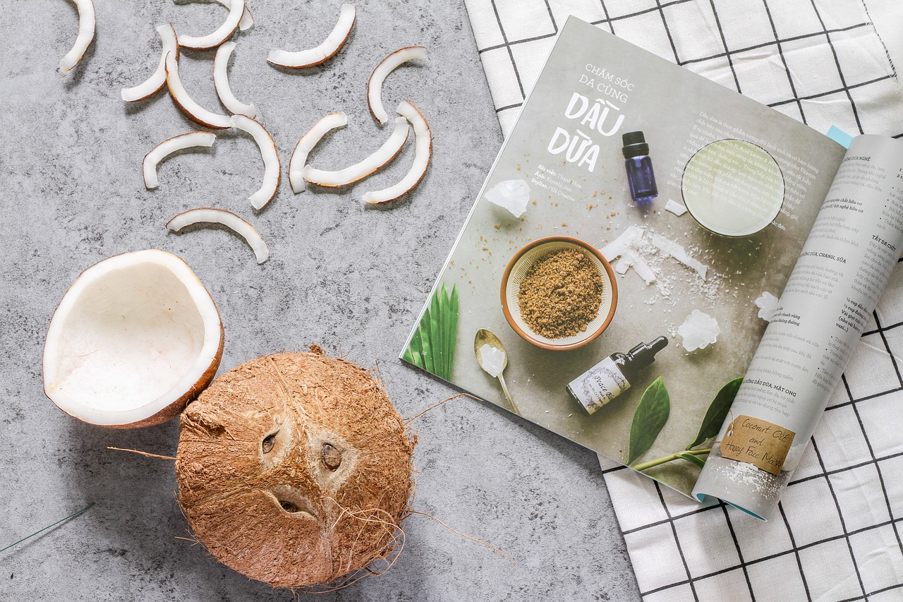 Кокосовое масло для волос – действительно ли эффективно?