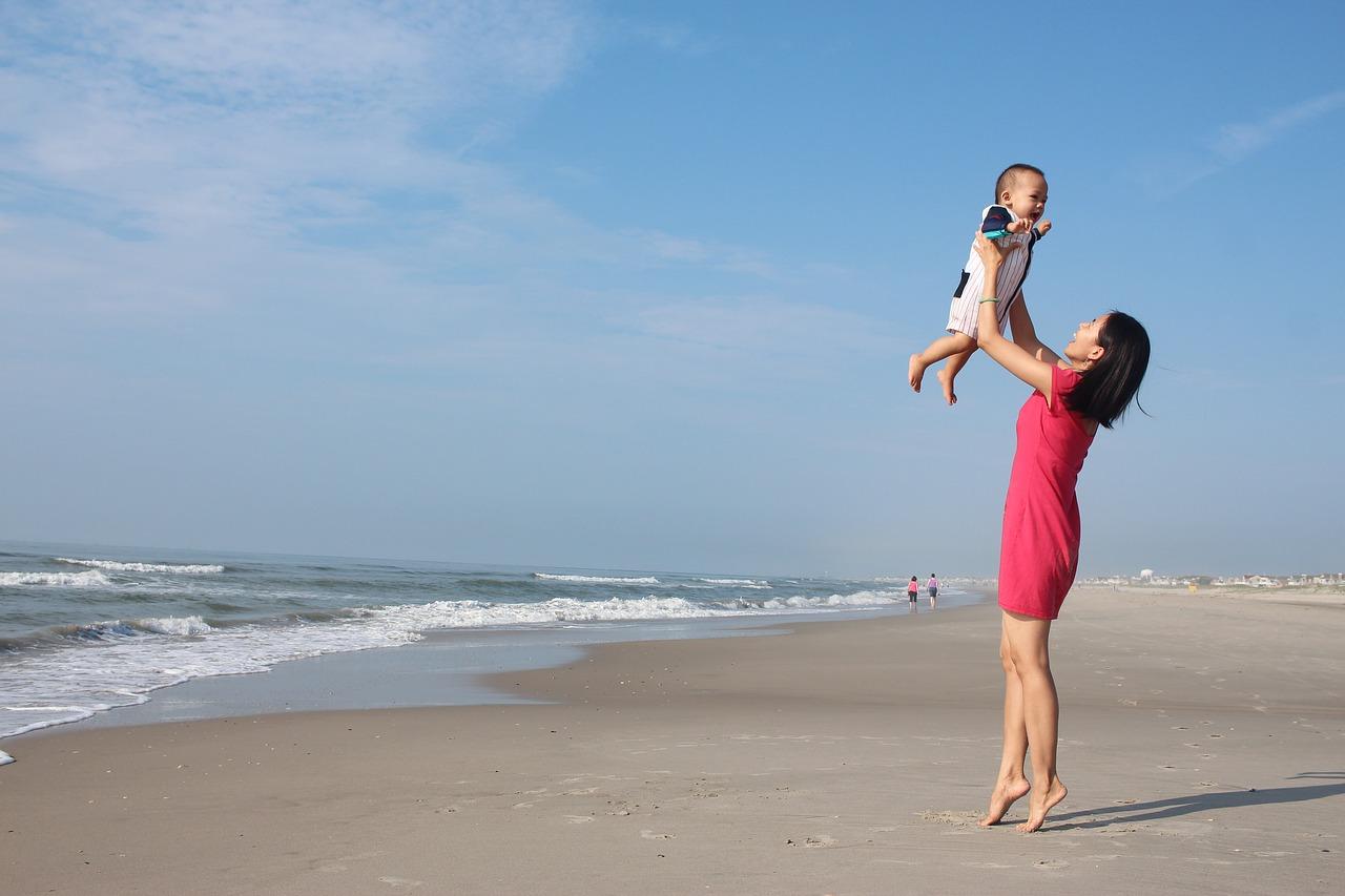 Как воспитать сына матери-одиночке?