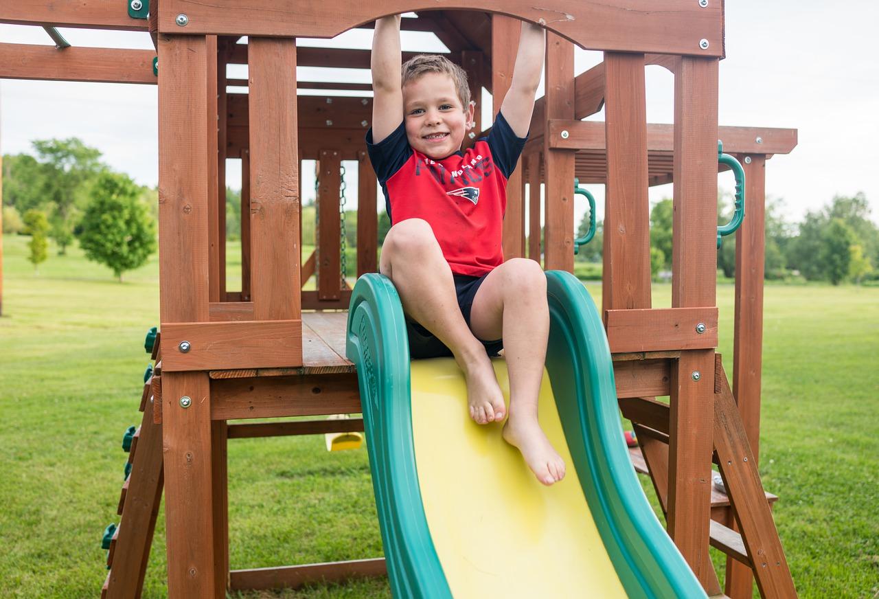 Детские площадки, как залог здоровья и развития наших детей