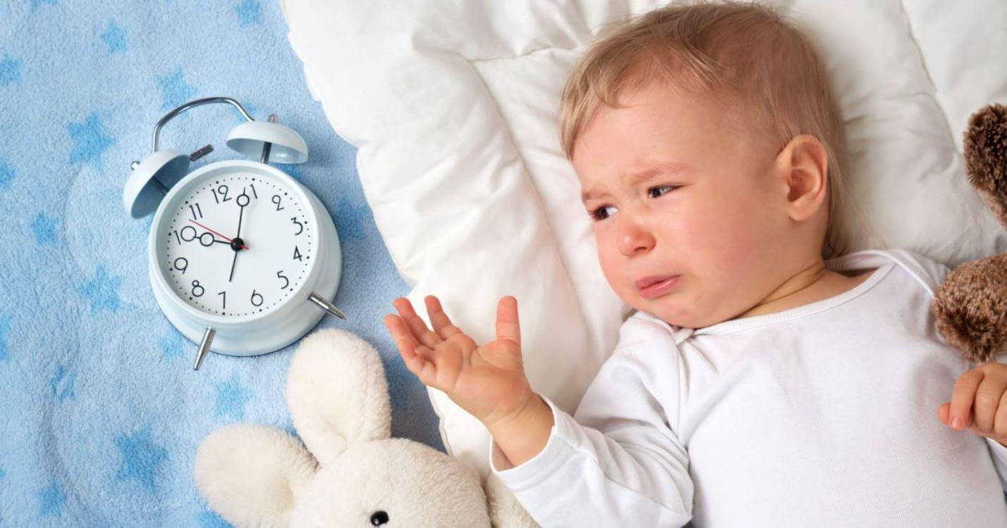 Почему малыш плохо спит