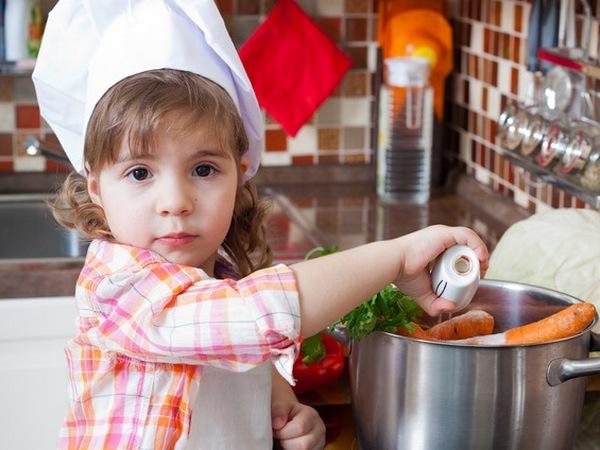 Какие специи можно давать ребенку?