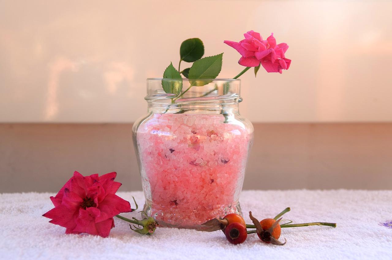 Соль для ванн - зачем ее использовать и как приготовить самостоятельно DIY