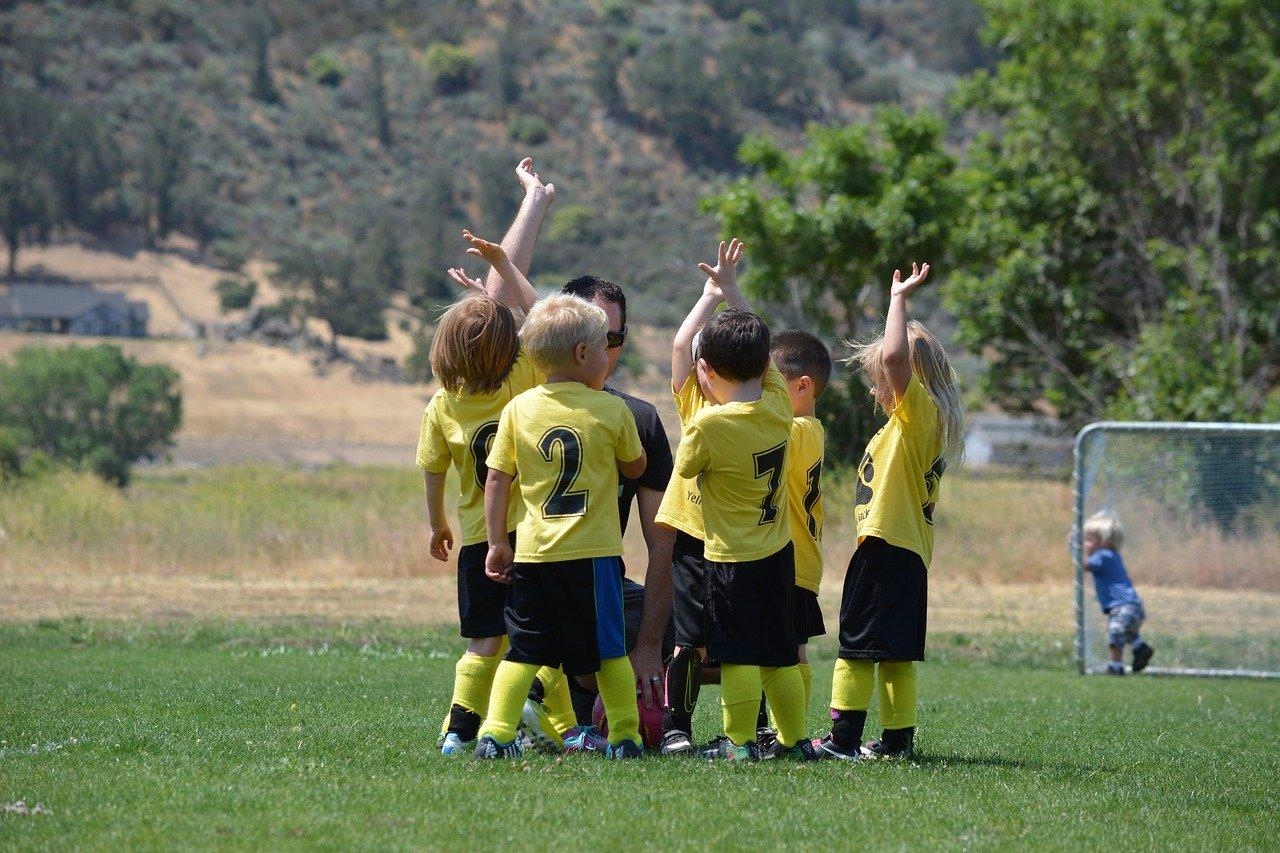 Выбираем спортивную секцию для ребёнка